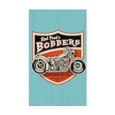 bobs-bobbers-CRD Rectangle Car Magnet