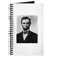 "President Lincoln ""Honest Abe"" Journal"