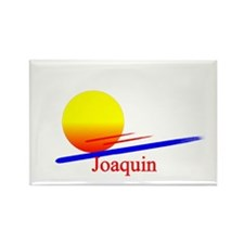 Joaquin Rectangle Magnet