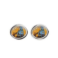 The Little Engine that Could Cufflinks