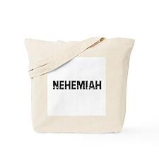 Nehemiah Tote Bag