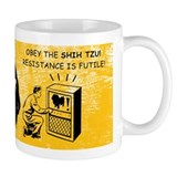 Shih Tzu Resistance is Futile! Coffee Mug