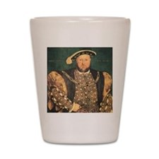 Hans Holbein the Younger Henry VIII Shot Glass