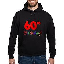 Bestemors 60th Birthday Hoodie
