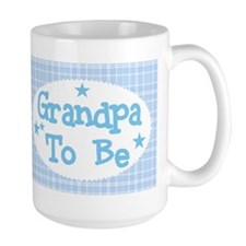 Grandpa To Be 2014 Mug