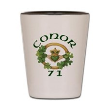 conorfront Shot Glass