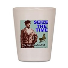 Seize the Time: The Eighth Defendant Shot Glass