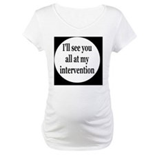 interventionbutton Shirt