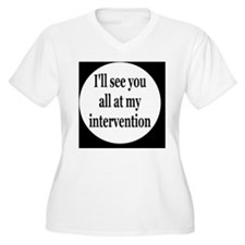 interventionbutto T-Shirt