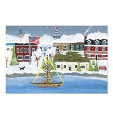Annapolis Christmas Postcards (Package of 8)