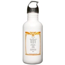 Pope Francis St. Franc Water Bottle