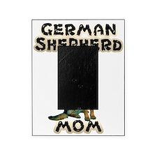 German Shepherd Mom Picture Frame