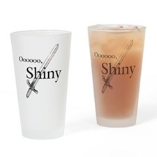 Oooo, Shiny Drinking Glass