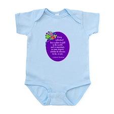 Nathaniel Hawthorne Infant Bodysuit