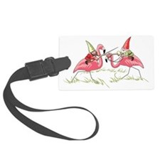Gnomes Luggage Tag