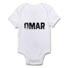 Omar Infant Bodysuit