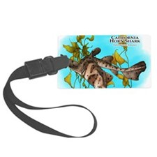 California Horn Shark Luggage Tag