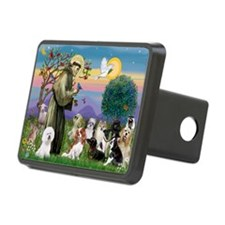 1 - 8x10-StFrancis-10dogs Hitch Cover