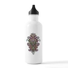 Ornate Paisley Water Bottle