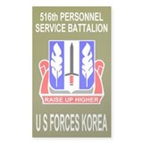 516th Personnel Service Bn Decal