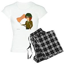 Cleo Annexed Pajamas