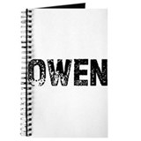 Owen Journal