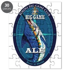 Big Game Ale Label Puzzle