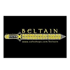 Celtic Sword Postcards (Package of 8)