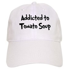 Addicted to Tomato Soup Baseball Cap