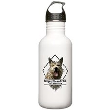 bpcoa_front_logo Water Bottle