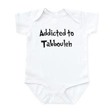 Addicted to Tabbouleh Infant Bodysuit