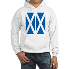 Scottish Flag Hoodie