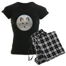 Cute Arctic Fox Pajamas