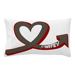 My Wifey Pillow Case