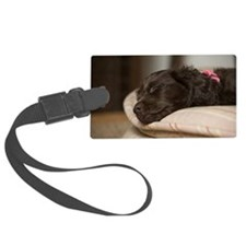 Pippi Sleeping Luggage Tag