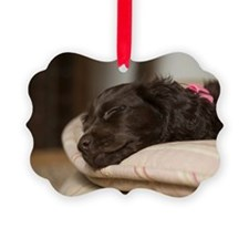 Pippi Sleeping Ornament