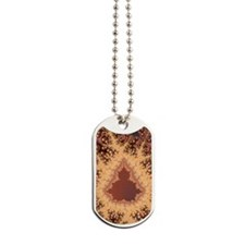 Fractal Dream Dog Tags