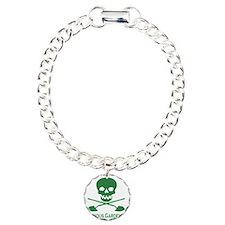 garden Charm Bracelet, One Charm