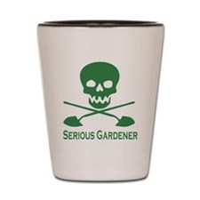 garden Shot Glass