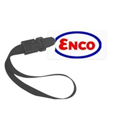 Enco - 2 Small Luggage Tag