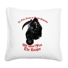 Bomb Disposal Guild Square Canvas Pillow