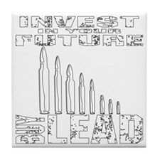 blk_Invest_Future_Buy_Lead Tile Coaster