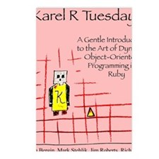Karel R Tuesday Front Cov Postcards (Package of 8)
