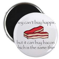 Bacon Money Magnets