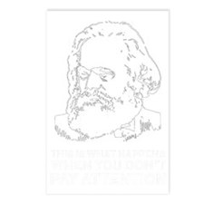 Marx Disappointed Postcards (Package of 8)