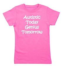 Autistic genius Girl's Tee