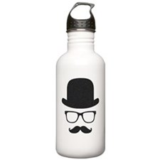 Mr. Stache Water Bottle