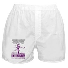 Not Inherently Dangerous Boxer Shorts