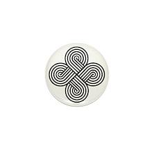 Cherokee Four Directions Mini Button