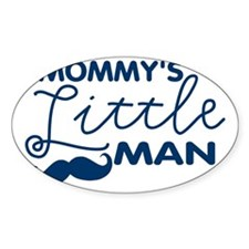 Mommys Little Man Decal